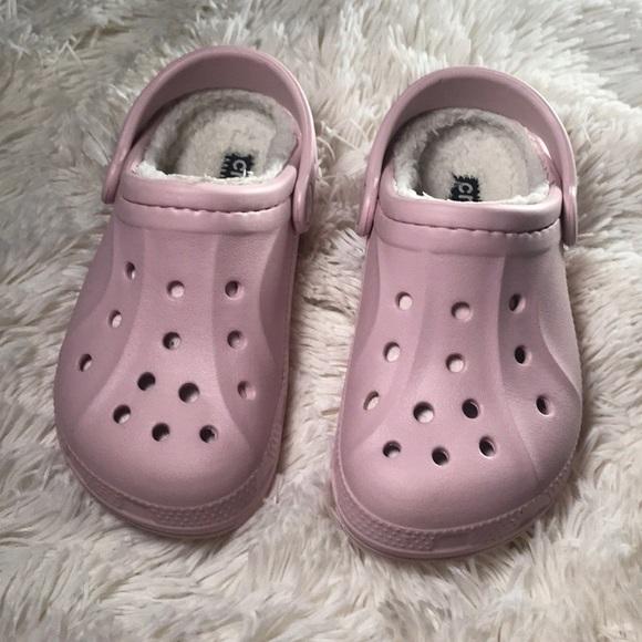 CROCS Shoes | Crocs Ralen Fuzz Lined